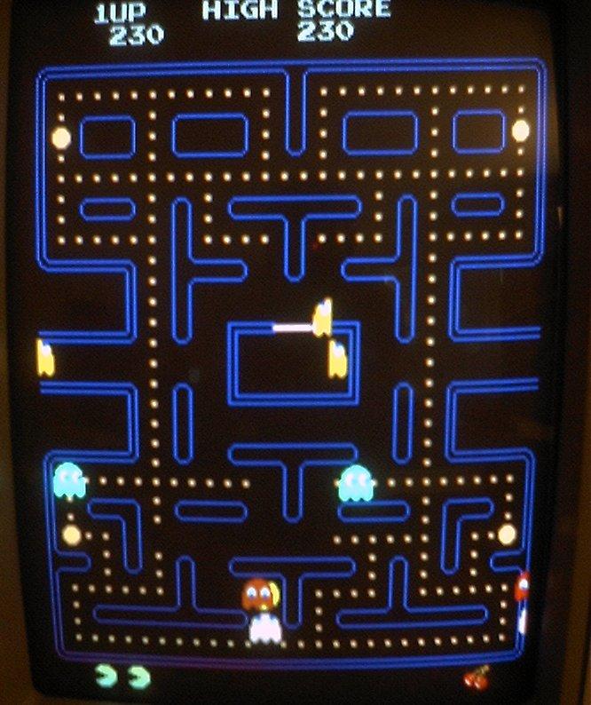 Mikesarcade Com Pac Man Repair Pcb Logic Board